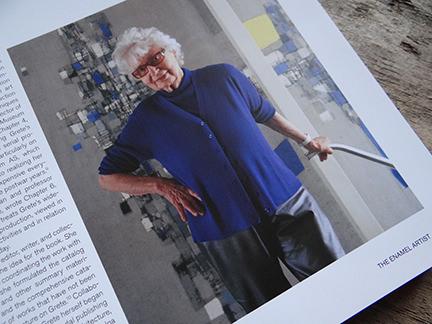 portrait of Grete Prytz Kittelsen standing