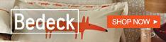 Bedeck Home banner