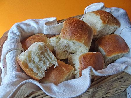 Barm Cakes Recipe Like From Shops