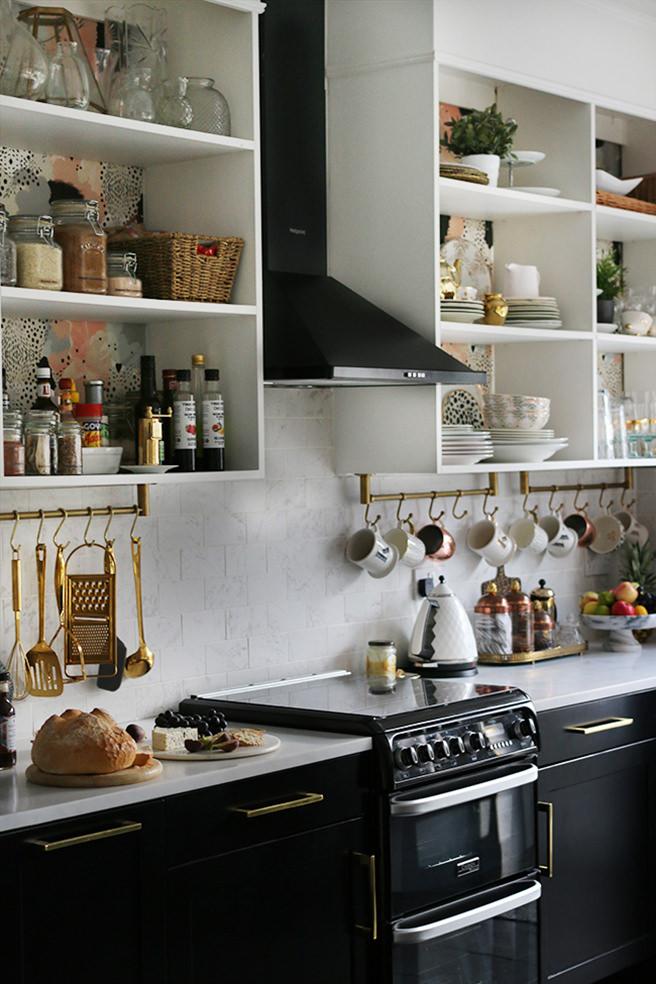 Solid Brass Kitchen Cabinet Hardware