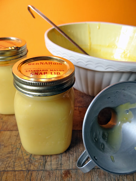 Cakes & Bakes: Lemon curd