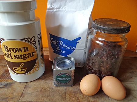 Yorkshire tea loaf ingredients | H is for Home