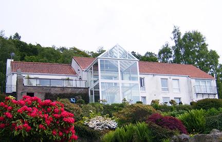 bespoke Lorimer conservatory